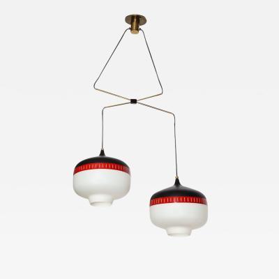 Stilnovo Stilnovo Double Pendant Light