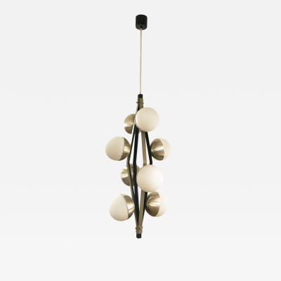 Stilnovo Stilnovo Pendant with Eight Globes