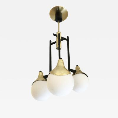 Stilnovo Stilnovo Pendant with Three Globes