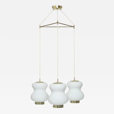 Stilnovo Stilnovo Three Light Ceiling Pendant
