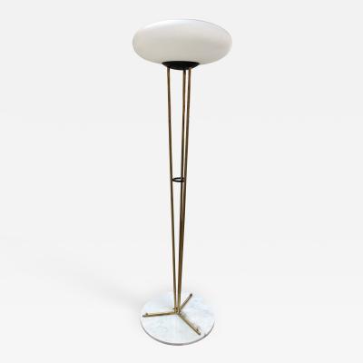 Stilnovo Stilnovo Tripod Floor Lamp in Brass Italy 1960s
