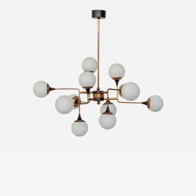 Stilnovo Stilnovo ceiling lamp Italy 1950s