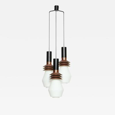Stilnovo Stilnovo chandelier model 1253