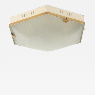 Stilnovo Stilnovo flush mount ceiling light model 1183