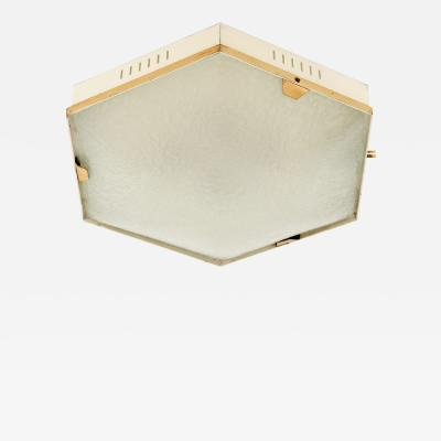 Stilnovo Stilnovo flush mount ceiling light or wall light model 1183