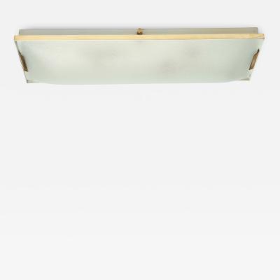 Stilnovo Stilnovo rectangular flush mount