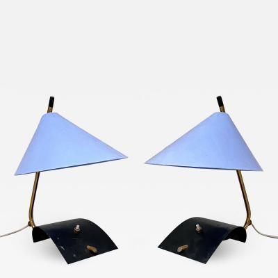 Stilnovo Table lamps by Stilnovo 1950s