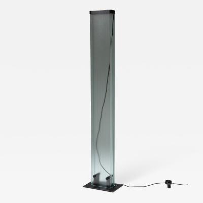Stilnovo U Glass Floor Lamp by Stilnovo