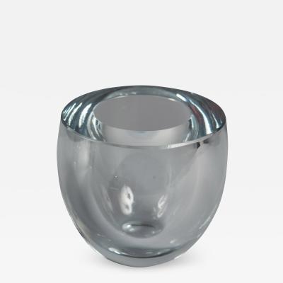 Strombergshyttan Small Vase by Strombergshyttan Sweden 1970s