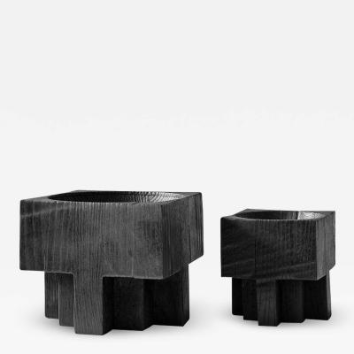 Studio Arno Declercq CROSS POTS BY ARNO DECLERCQ