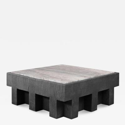 Studio Arno Declercq Cross Coffee Table by Arno Declercq