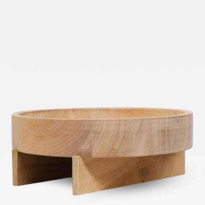 Studio Arno Declercq Double Slatted Tray Natural by Arno Declercq