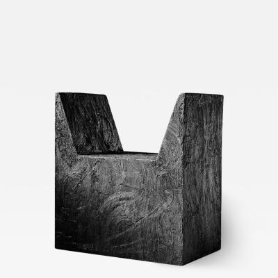 Studio Arno Declercq Sculptural Stool Rubber Arno Declercq