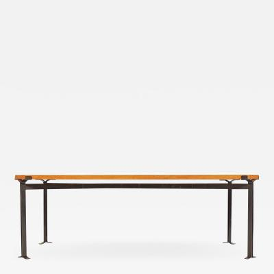 Studio BBPR Studio BBPR private comission architectural low table Italy 1960s