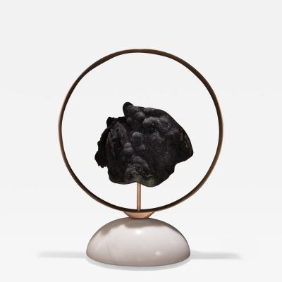 Studio Greytak Studio Greytak Loop Amethyst Bronze Marble