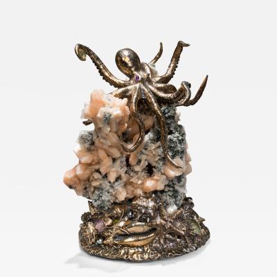 Studio Greytak Studio Greytak Oscar Apophyllite Cast Bronze Sculpture