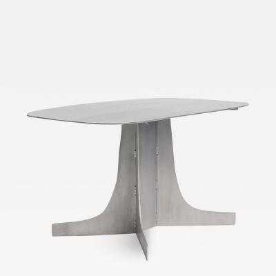 Studio Julien Manaira Aluminium Rational Jigsaw Table by Studio Julien Manaira
