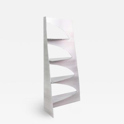 Studio Julien Manaira Aluminum Rational Jigsaw Shelf by Studio Julien Manaira