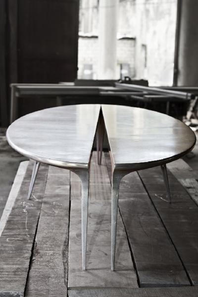 Studio Manda Talon Aiguille Cocktail Table by Studio Manda