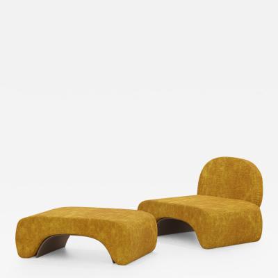 Studio SORS U Chair and Stool 2021
