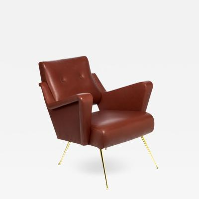 Studio Van den Akker The Alec Club Chair by Studio Van den Akker