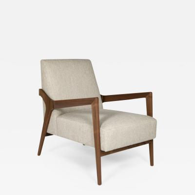 Studio Van den Akker The Barney Club Chair by Studio Van den Akker
