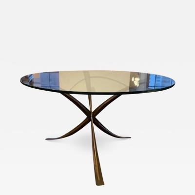 Studio Van den Akker The Josef Dining Table by Studio Van den Akker