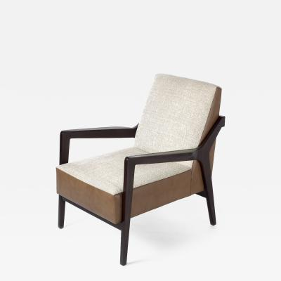 Studio Van den Akker The Justin Club Chair by Studio Van den Akker