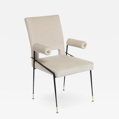 Studio Van den Akker The Lewis Arm Dining Chair by Studio Van den Akker