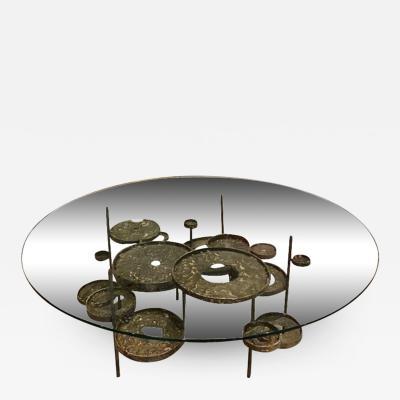 Studio Van den Akker The Moon Pool Cocktail Table by James Bearden for Studio Van den Akker