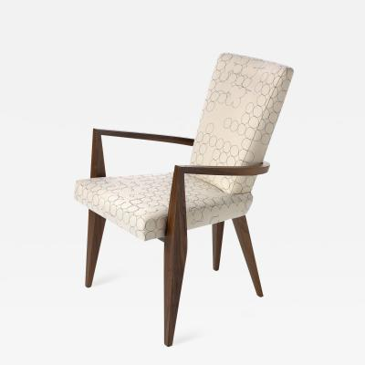Studio Van den Akker The Vincent Arm Dining Chair by Studio Van den Akker