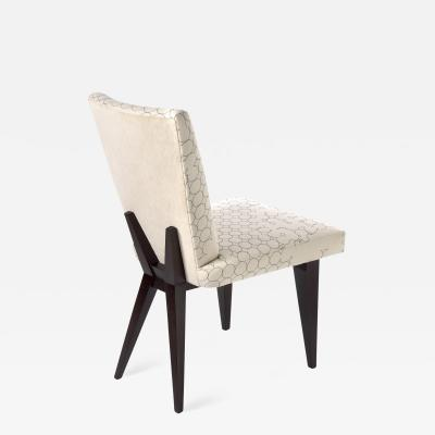 Studio Van den Akker The Vincent Side Dining Chair by Studio Van den Akker