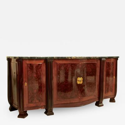 Sue et Mare Sue et Mare Cabinet in Rosewood with Gilt Bronze