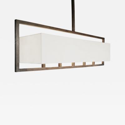 Susan Fanfa Design Geometric Chandelier