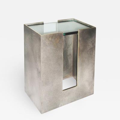 Susan Fanfa Design Klee Side Table Rectangle