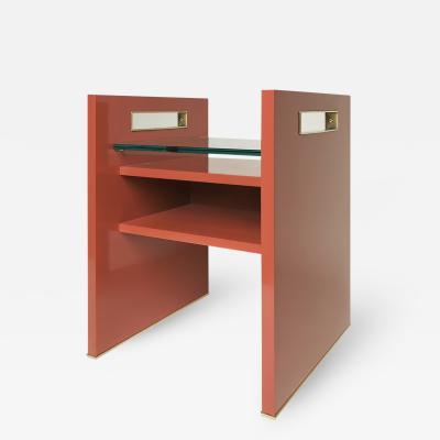Susan Fanfa Design Mondrian Side Table