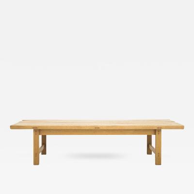 Svenskt Tenn Bench in Oak