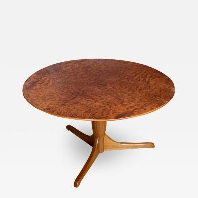 Svenskt Tenn Rare Adjustable Coffee Dining Table by Josef Frank for Svenskt Tenn