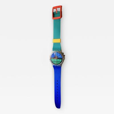 Swatch Massive Swatch Nautilus Watch Wall Clock