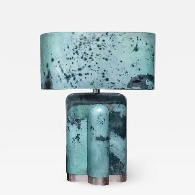 Sylvan SF KELLY BLUE TABLE LAMP
