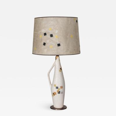 TYE of California Tye of California Ceramic Table Lamp