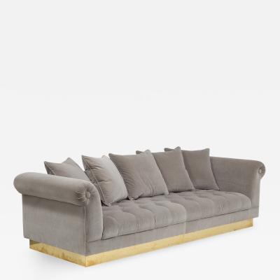 Talisman Bespoke The Deep Buttoned Sofa by Talisman Bespoke