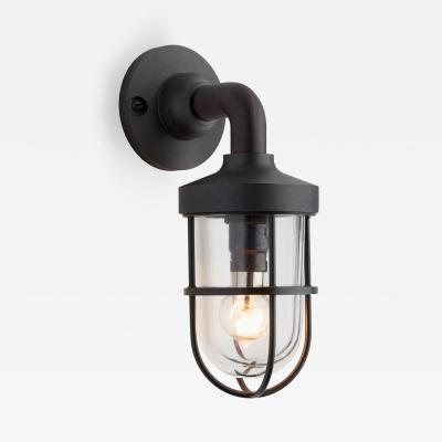 Tekna Tekna Bounty Wall 230V LED Wall Light with Dark Bronze Finish and Clear Glass