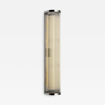 Tekna Tekna Stockles Vertical Wall Light with Polished Chrome Finish