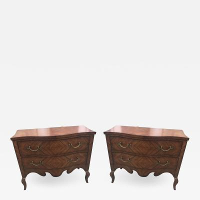Thomasville Furniture Pair of Dressers by Thomasville Earnest Hemingway Collection