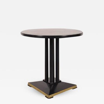 Thonet 1980s Side Table by Thonet France