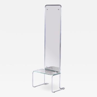 Thonet 20th century Bauhaus Czech Dresing mirror
