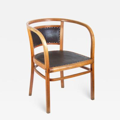 Thonet Armchair Thonet Nr 6526 by Otto Wagner 1902 1918