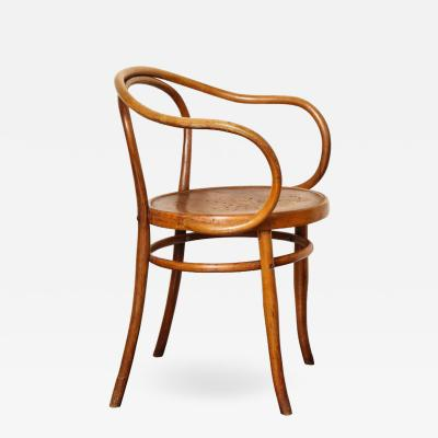 Thonet Bentwood B 9 Chair by Michael Thonet Manufactured by Jacob Josef Kohn