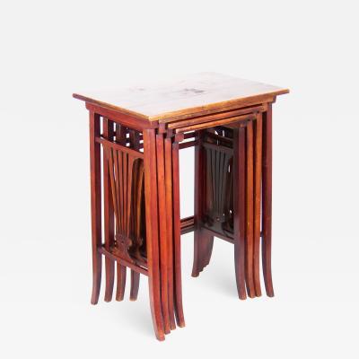 Thonet Nesting Tables Thonet Nr 21 Since 1907